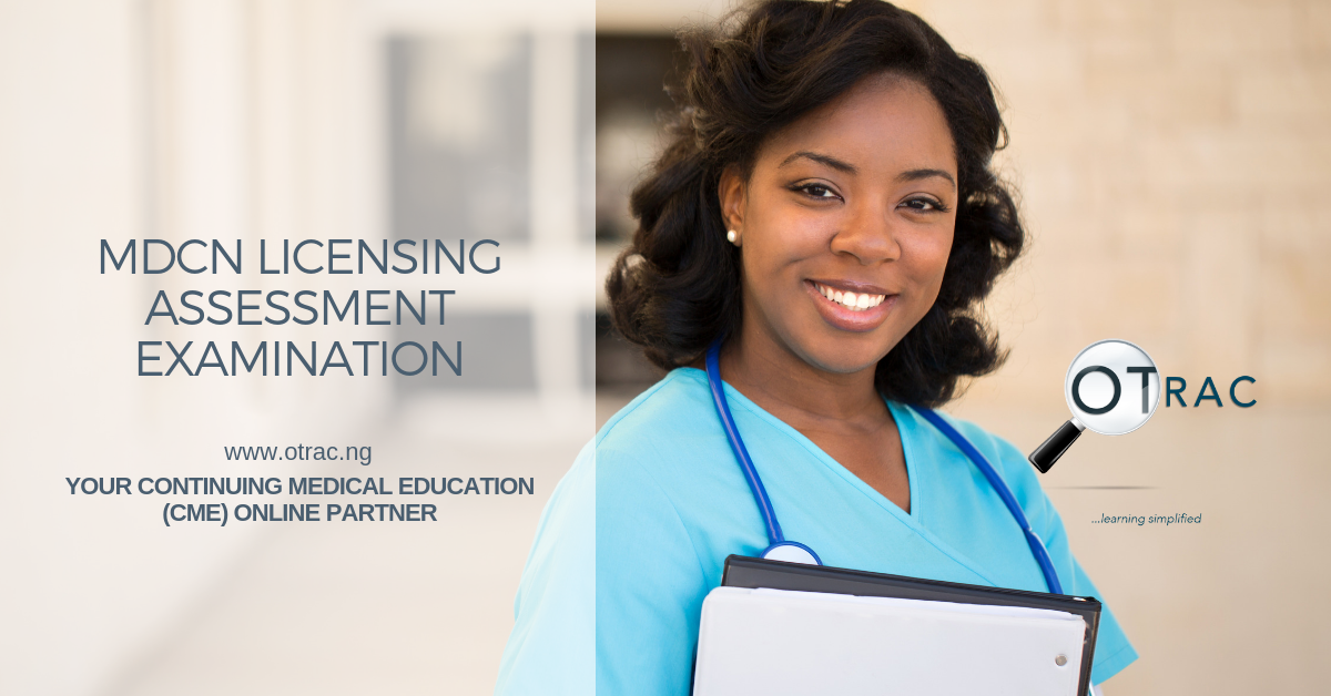 OCT 2018 MDCN Licensing Examination Training For Foreign Doctors